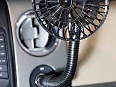 Mini Plug-In Fan