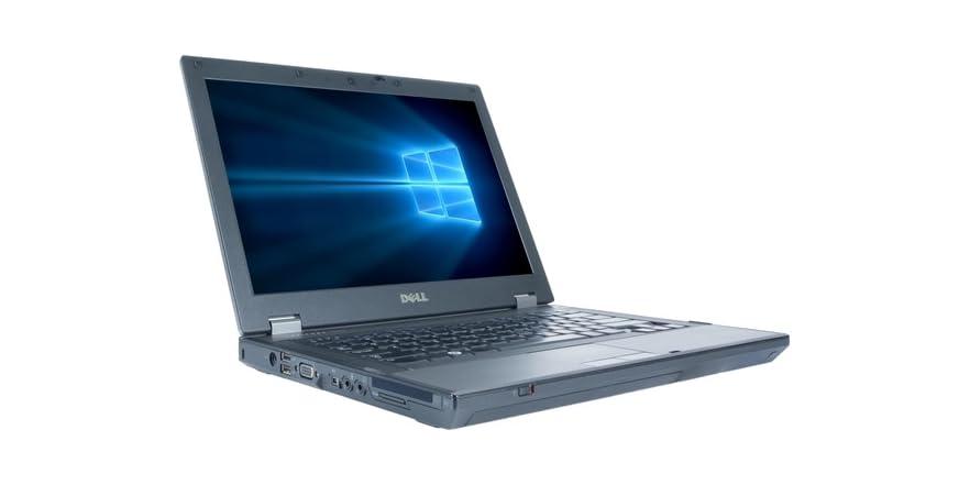 dell latitude e5410 14 1 u0026quot  intel i5 160gb laptop
