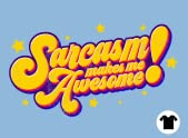Seventies Sarcasm