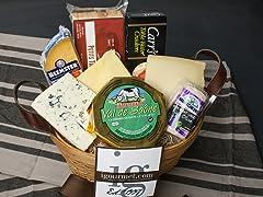 Basket of Cheese Favorites