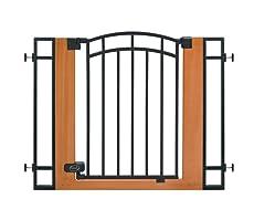 Wood/Metal Walk-Thru Gate