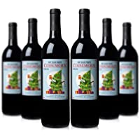 6-Pack Woot Cellars Consumerus Holiday Red Wine