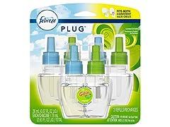 Febreze Plug Air Freshener Oil Refill, G
