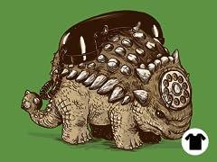 Ankylosaurus Telephone