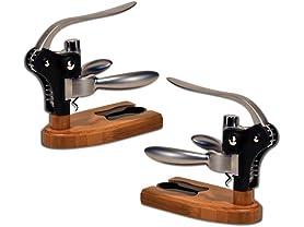 Professional QuickPull Lever Corkscrews (2)