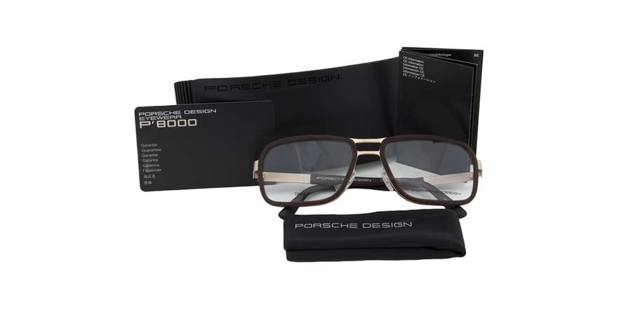 Porsche Design P8219 Eyeglasses Fashion