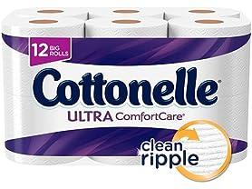 12pk Cottonelle ComfortCare Big Roll Toilet Paper