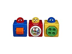 Fisher-Price Bright Beginnings Blocks