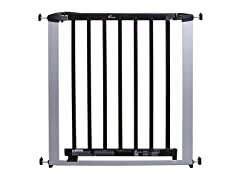 Windsor Aluminum & Dark Wood Gate & Ext.