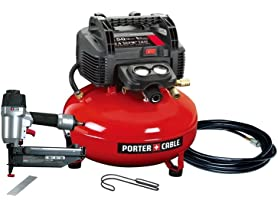 Porter-Cable Nailer/Compressor Combo Kit