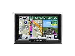 "Garmin Nuvi 57LM 5"" GPS Navigator System"