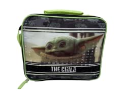 Star Wars Baby Yoda Insulated Lunch Bag with Strap