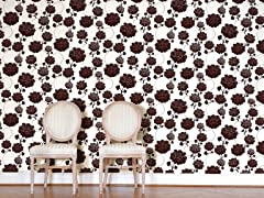 Flower and Circles Tiles