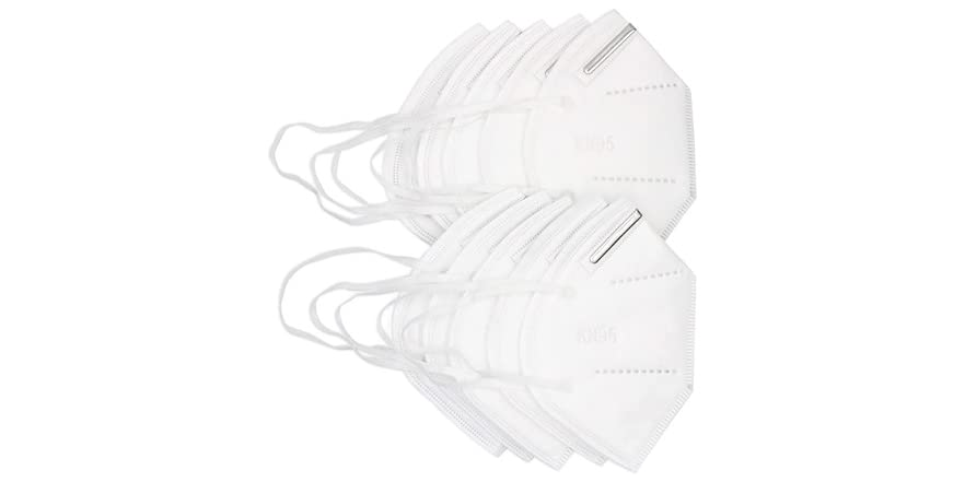 Lamdown KN95 Face Mask (Pack of 600)   WOOT