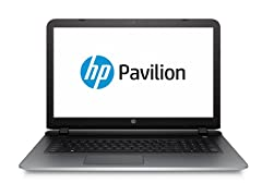 "HP Pavilion 17"" AMD Touchscreen Laptop"