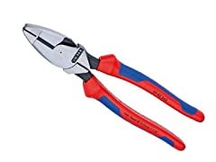 High Leverage Linemans Pliers - NE Style Nose