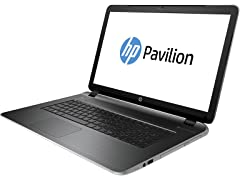 "HP Pavilion 17"" Intel i5 750GB SATA Laptop"