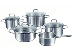 Viseo 9-Piece Cookware Set