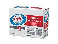 Super Shock 'n Swim, 10-Pound