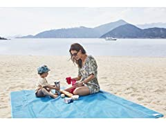 QuickSand 7x5' Sand Free Outdoor Mat