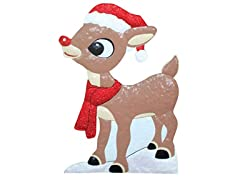 "Product Works 24"" Metal Rudolph"