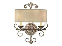 Savonia 2-Light Sconce