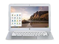 "HP 14"" Dual-Core 16GB SSD Chromebook"