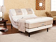 myCloud Adjustable Bed&Mattress-Twin XL