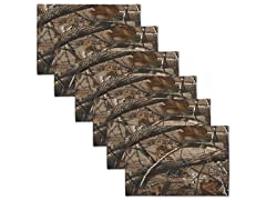 Real Tree Placemats - Set Of 6