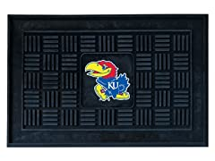 NCAA Medallion Door Mat