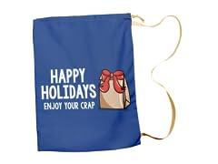 """""""Sack of Crap"""" Large Gift Sack"""