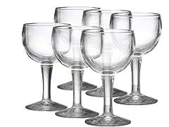 La Rochere Balloon Wine Glass 4.5-oz (6)