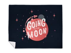 """Going to the Moon"" Blanket"