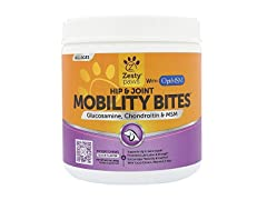 Zesty Paws Mobility Bites for Dogs