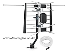 ViewTV Digital Passive Indoor/Outdoor HDTV Antenna