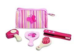 Pinky Hair Set