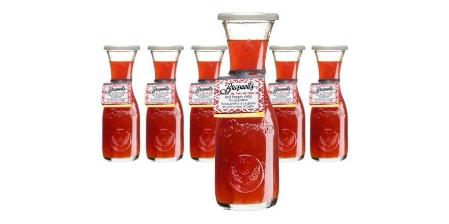 Red Pepper Jelly Vinaigrette (6)
