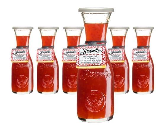 Braswell's Red Pepper Jelly Vinaigrette 6-Pack