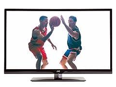 """JVC 32"""" 720p D-LED HDTV"""