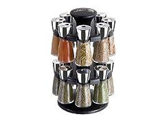 Cole & Mason 16-Jar Spice Carousel