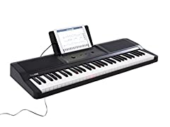 The ONE Smart Piano Portable Keyboard