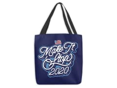 """Make It Stop 2020"" Small Tote Bag"