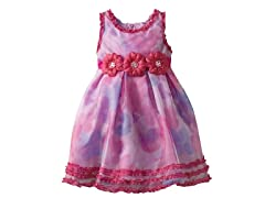Nannette Floral Printed Dress (2T -4T)
