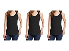 Women's Stretch Tank Top 3-Pack