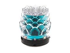 Bluetooth LED Crystal Speaker