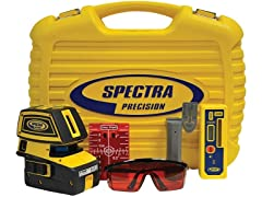 Spectra High Visibility Point & Line Laser Tool