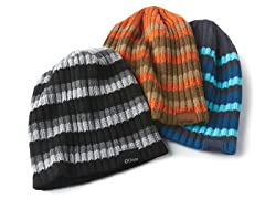 Chaos Men's Hat 3-Pack