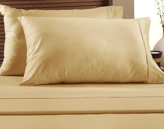 300tc Cotton Rich 4 Piece Sheet Set