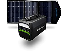 ACOPOWER 500W Generator and 120W Solar