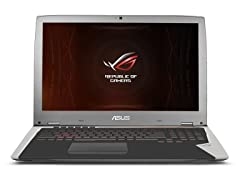 "ASUS ROG 17.3"" Intel i7, GTX1080, 2x256GB SSD Laptop"